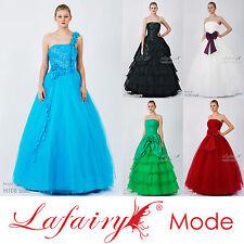 Abendkleid Ballkleid viele Farben + Größen zur Auswahl von lafairy Mode