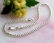 Silber Armband Silber 925  2,2 mm 16,5 bis 18,5 cm Sterlingsilber Damen sg50