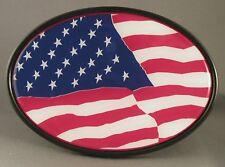 AMERICAN FLAG TRAILER HITCH COVER NEW Truck RV ATV USA