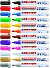edding 4000 creative Mattlackmarker Rundspitze 2 - 4 mm Farbe wählbar