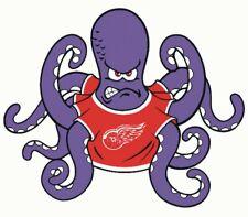 Detroit Red Wings #5 NHL Team Logo Vinyl Decal Sticker Car Window Wall Cornhole