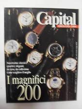 CAPITAL OROLOGI - I MAGNIFICI 200 - ED. 1994