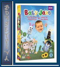 BABY JAKE - COMPLETE 1 & 2 BOXSET  ***BRAND NEW DVD ***