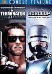 The Terminator / Robocop, New DVD, Arnold Schwarzenegger, Michael Biehn, Linda H