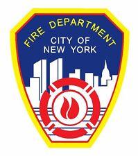 New York City Fire Department Sticker / Decal R666