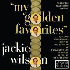 Jackie Wilson - My Golden Favourites CD