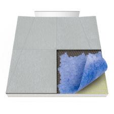 Duschelement duschboard befliesbar bodeneben wandablauf canal d'écoulement receveur