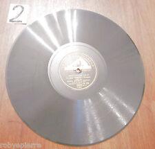 78 giri RPM La voce del padrone AW 273 Valzer triste kuolema sibelius stock
