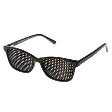 Occhiali Stenopeici 425-AS, Nero Acetat-Rahmen