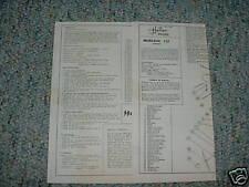 Heller 1/72 Mureaux 117  Instructions