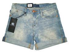 Rock & Republic Bumpershoot Lazer Fest Jean cut off Shorts Size 2, 4, 12 New $54