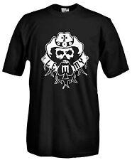 Maglia J910 Lemmy Kilmister Motorhead Ace of Spade Rock T-shirt