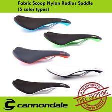 Cannondale Fabric Scoop Nylon Radius Saddle MTB Road Bicycle (5 color types)