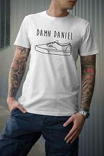 Damn Daniel Tshirt white vans