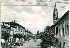 CARTOLINA d'Epoca: CREMONA - ROBECCO A OGLIO 1956