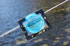 "The ""Diver Jacket""  Secures Dipsy Divers; 2-Pack Blue or Black; lure wrap"