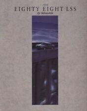 1994 Oldsmobile LSS Eighty Eight 88 Sales Brochure Book