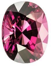Natural Fine Pink Rose Red Rhodolite Garnet - Oval - Sri Lanka - Top Grade