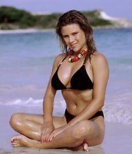 "Samantha Fox Busty Model Leggy Sexy Gorgeous Boobs [Page 3] 8""x10"" 10""x8"" Photo"