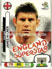 Adrenalyn XL EURO EM 2012 - James Milner - England