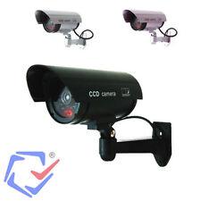 Dummy Kamera LED Überwachungskamera Attrappe Alarmanlage CCTV Camera wasserdicht
