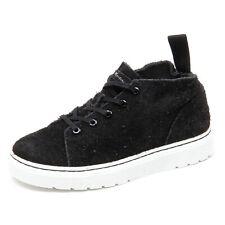 D3912 (without box) scarpa donna DR. MARTENS BAYNES suede vintage shoe woman