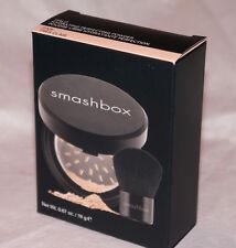 NIB Smashbox HALO TO GO hydrating perfecting powder + BRUSH + PRIMER BONUS
