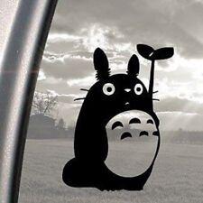 "Totoro Black Decal Studio Ghibli , car, laptop sticker decal,15cm 6""inch long"