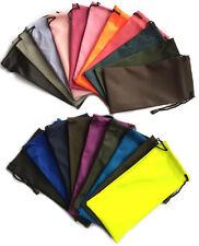 D1 Pouch/Soft Drawstring Case Bag for Sunglasses,Spectacles,Phone/19 Colous