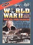World War II: War in the Pacific with Walter Cronkite (DVD, 2003, 3 disc set)
