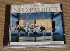 CD ILLUSTRATIONS PUB RADIO JINGLES KOKA MEDIA 2096 NEO PROJECT J.M Hervé H Blazy