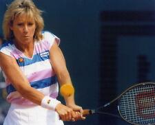 CHRIS EVERT WOMENS TENNIS 8X10 SPORTS PHOTO (N)