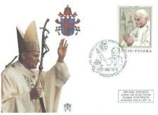 Poland 1988 Jan Paweł II papież John Paul pope papa (88/1)
