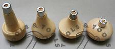 Wooden Handles for Gravers Files Rasps 4 Styles Jewellers Watch Repair Wood Tool