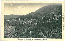 CARTOLINA d'Epoca CUNEO: MONDOVI - MONASTEROLO CASOTTO