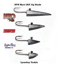 HTO -Tronixpro - Mace LRF Jig Heads - LRF Lure, Dropshot, HRF, Soft Plastics