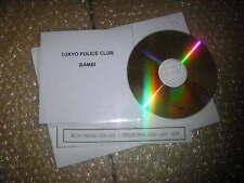 CD Pop Tokyo Police Club - Bambi (1 Song) Promo MEMPHIS IND