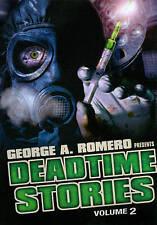 George A. Romero Presents Deadtime Stories, Vol. 2 (DVD, 2011) BRAND NEW