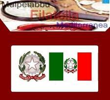 ** Italia Repubblica 1951 1952 : Serie Ordinarie Singole [ Inserzione Multipla ]