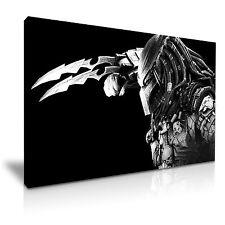 ALIEN vs predator Movie incorniciato tela BOX Wall Art ~ più dimensioni