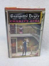 Georgette Heyer  CHARITY GIRL   E.P. Dutton & Co.   c.1970  HC/DJ