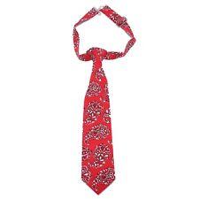 3141Y cravatta bimbo nodo fisso Simonetta Mini tie fixed node boy