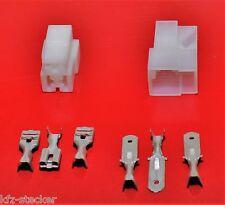 Fastin Faston Flachstecker 1 – 11polig Stecker Komplett Set Steckverbinder