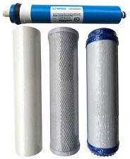 osmose inverse Ro unité complète pièce de rechange pré filtres inclus membrane
