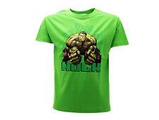 T-shirt Hulk Verde bambino