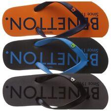 United Colors of Benetton Men's EVA Casual Slip on Flip-Flops & House Slippers