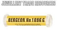 12 BERGEON 1896G CLOCK & WATCH BROACHES 0.05mm - 0.30mm