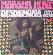 "7"" 1969 RARE Soul! Marsha Hunt: Desdemona // MINT - \ \"