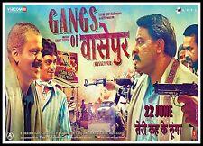 Gangs Of Wasseypur 3   Poster Greatest Movies Classic & Vintage Films
