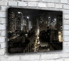 Night City Canvas